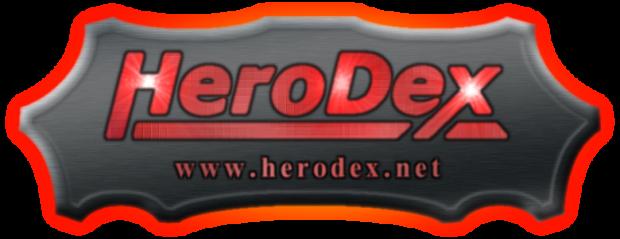 HeroDex Logo
