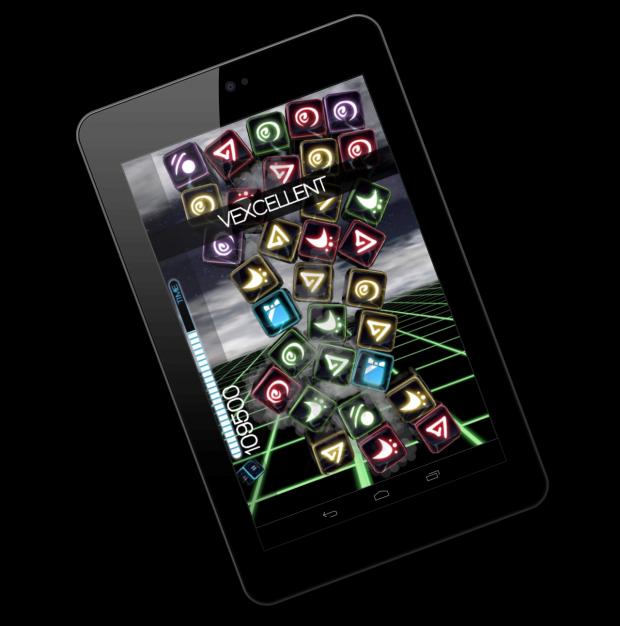 Vex Blocks Screens