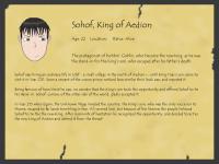 Aepedia: Sohof, King of Aedion