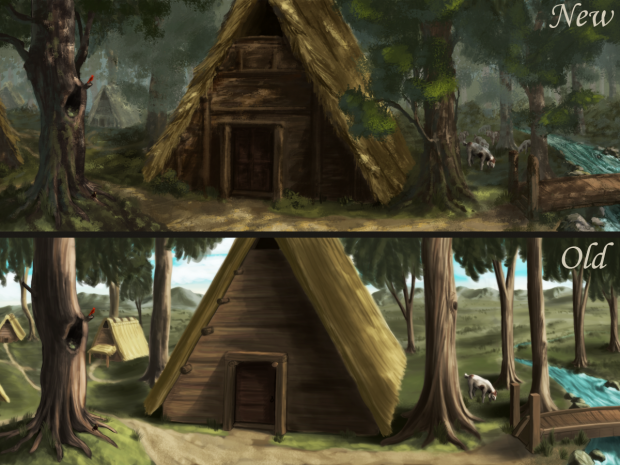Environment revisions