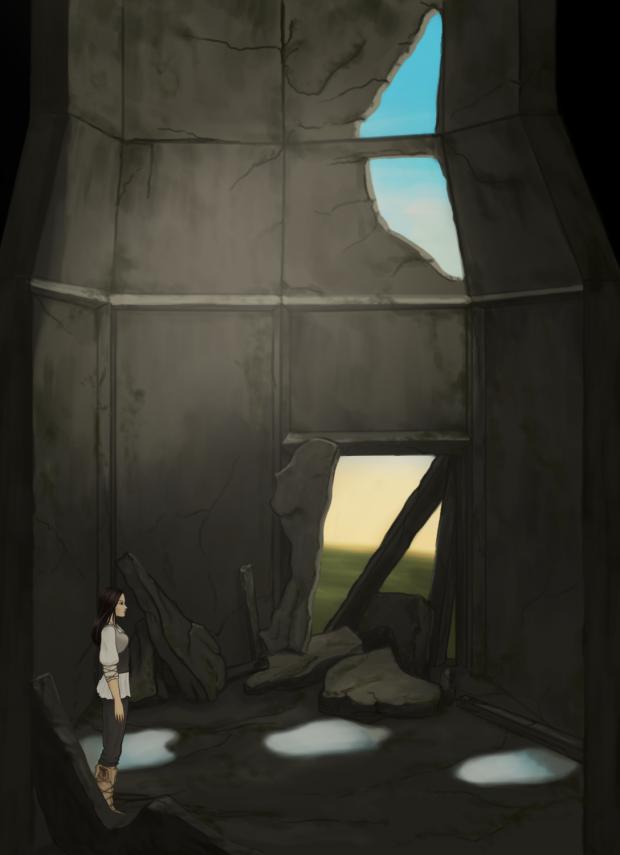 Ruins Interior 1