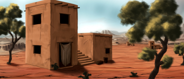 Wastelands Scene