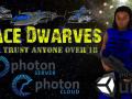 Space Dwarves Bionic Marines