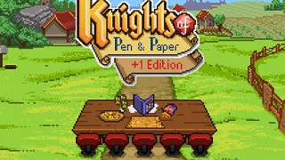 Knights of Pen & Paper +1 Edition