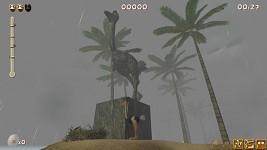 Ostrich Island Screens