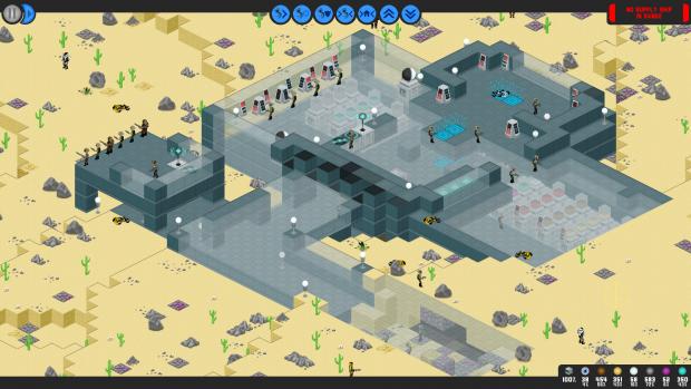 Screenshot from build 0.8.8.1
