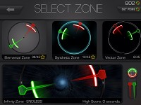 Zone Selection