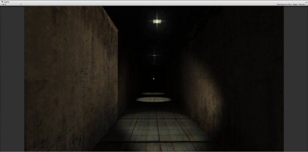 First Screenshots