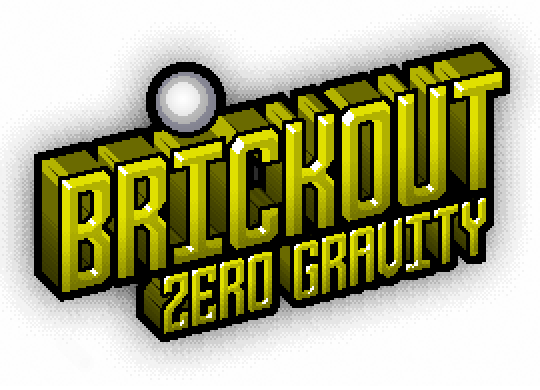 Brickout Zero Gravity logo