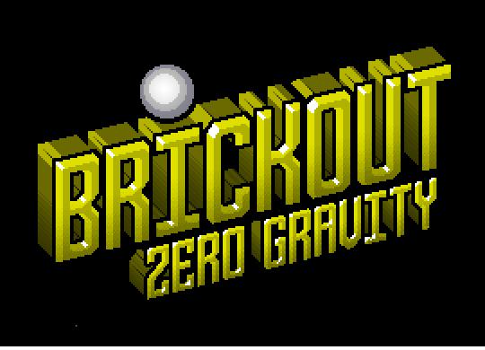 Brickout Zero Gravity logo