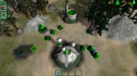 Early in-game screenshots