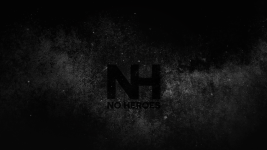 New Logo for No Heroes