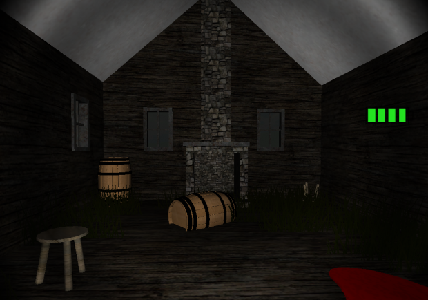 Lancaster Ranch - Storage Room, Black X, and more