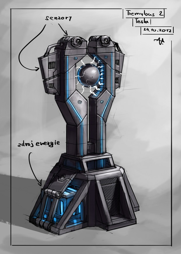 Concepts and renders