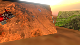 RTS in First Person Mode - New UI System WIP