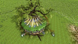 Showcase - Tree of Life & Harvester