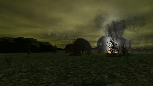 Screenshot AI test planet