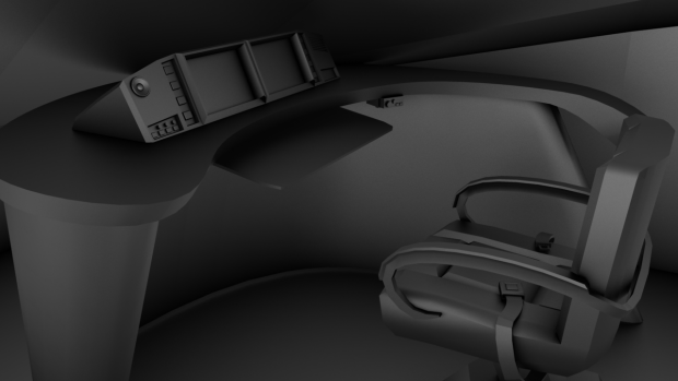 Shuttle console update.