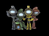 Meet the Bots