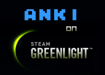 Anki on steam green light