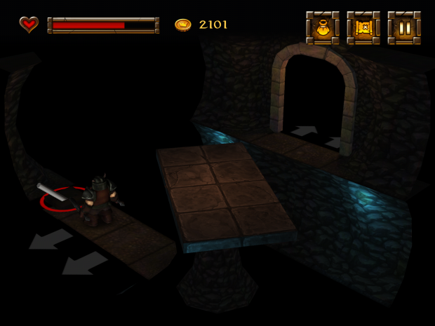 Dwarf Quest - Bridge