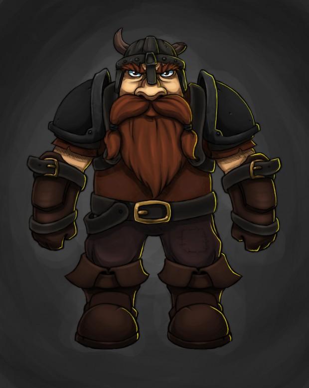 Dwarf Quest - Morrin Firebeard