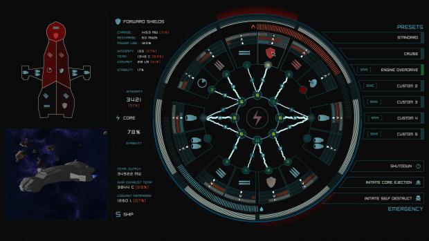 UI - Engineering Screen