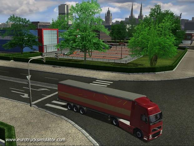 Euro Truck Simulator Gold Screenshots