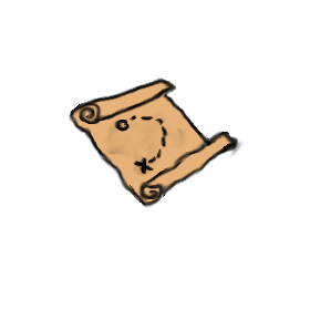 Map item (can be found in modern and classic AoS)