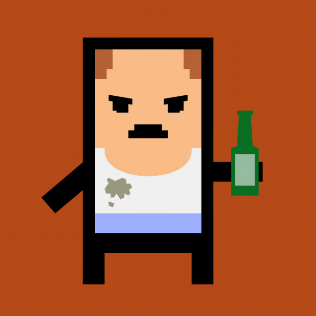 Knife That Guy: Character Sprites