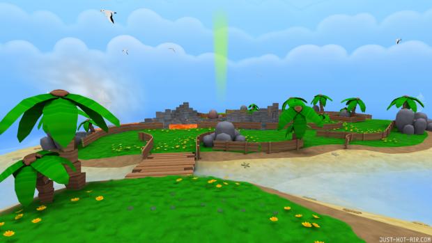Screenshots of Levels