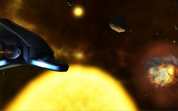 Twin Star System