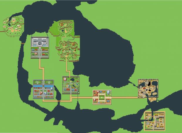 Map of El
