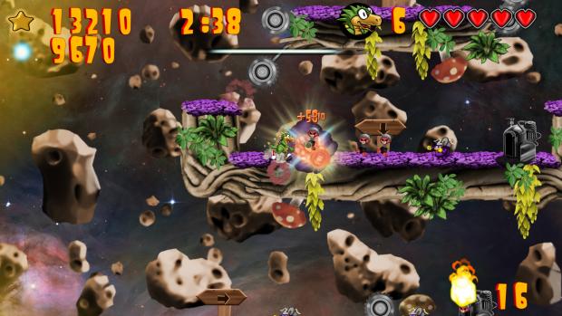 In-game Screen Captures