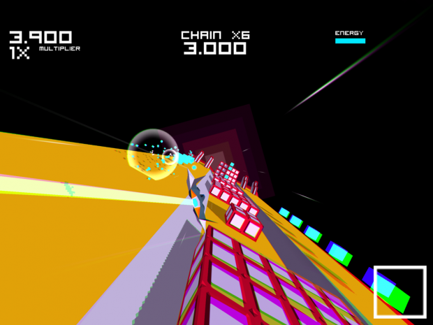 Futuridium EP - iOS screenshot