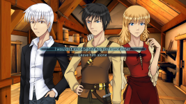 Blue Rose screenshot