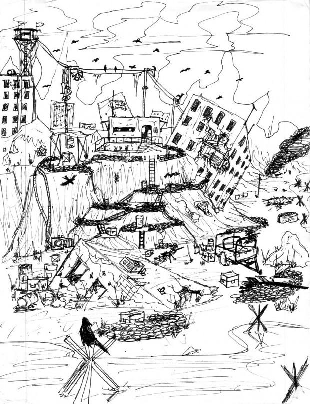 Torn City Concept