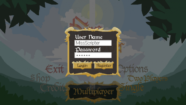 Multiplayer Login