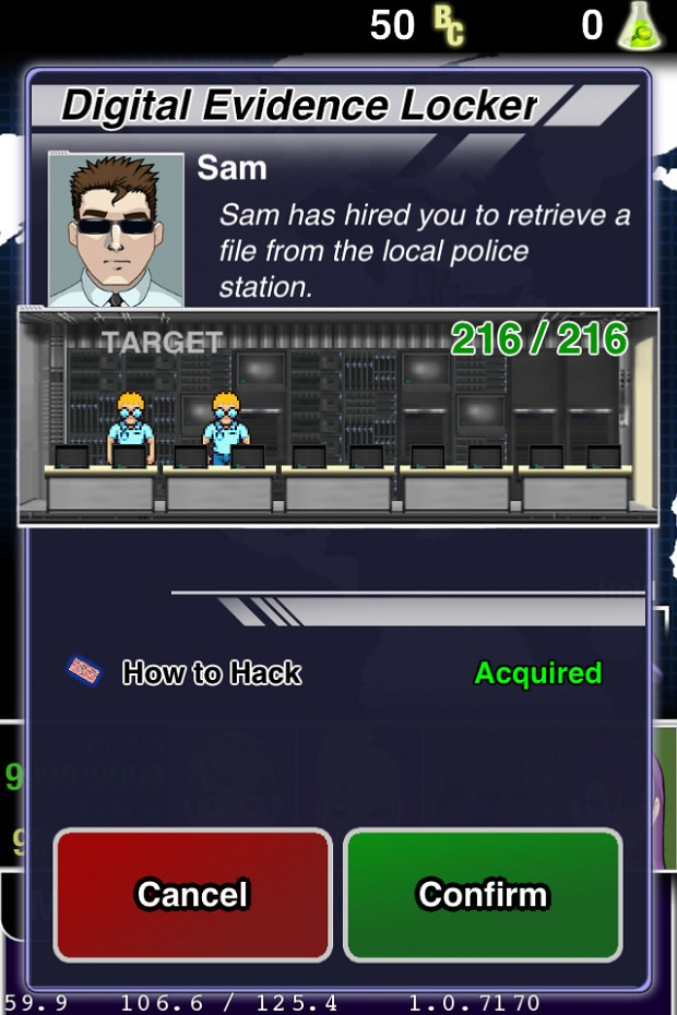Early In Game Screenshots