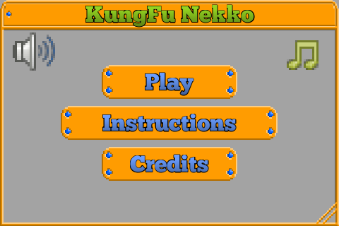 KungFu Nekko Gameplay