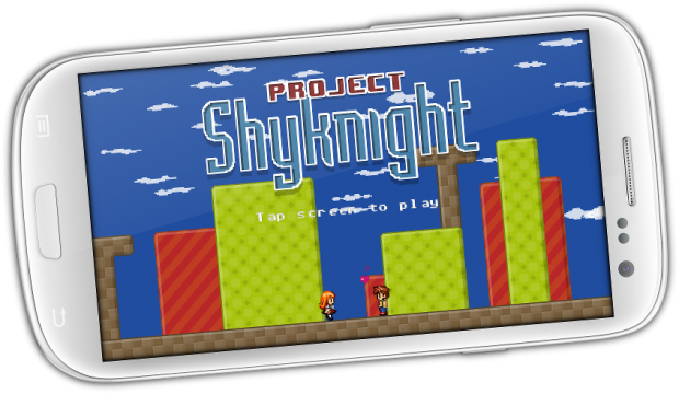 Project Shyknight for Android