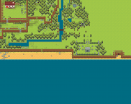 Demo Overworld Progress