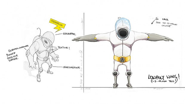 Noomix - Spacesuit