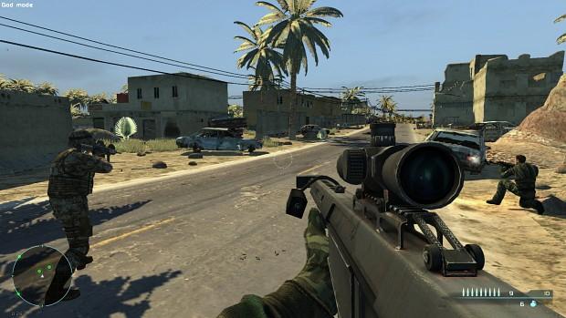 Chernobyl Commando action screenshot