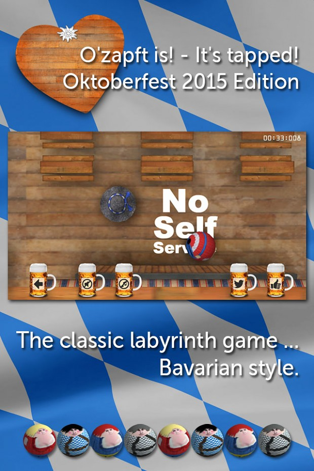 2015 Edition incl. Oktoberfest Countdown