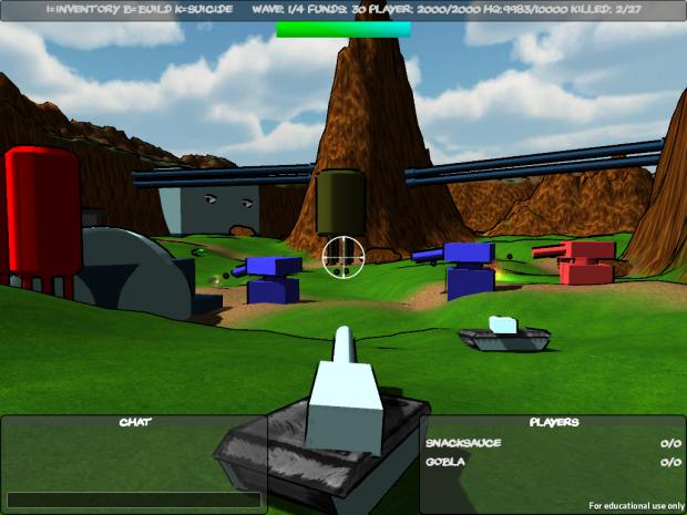 Coop level: Valley - GFX update