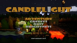 Candlelight - New Main Menu...