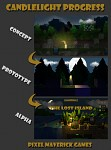 Candlelight Progress - Concept to Alpha...