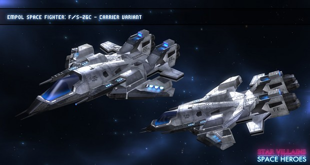 Battleship/Carrier Renders