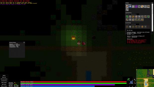 Wayward Beta 1.5 Screenshot